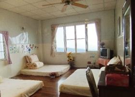 溫馨和室六人套房